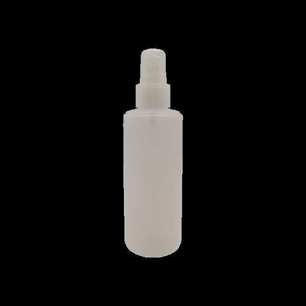 180ml Transparent HDPE Mist Bottle