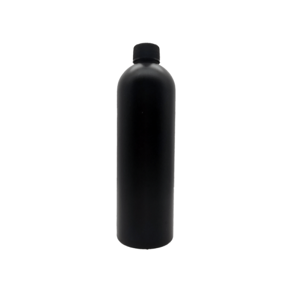 500ml Black Cap Bottle