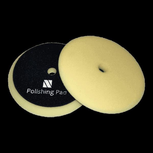 Yellow 5 Inch Thin Foam Pad