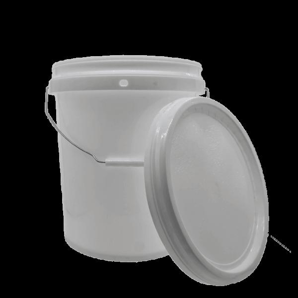 20L White Bucket